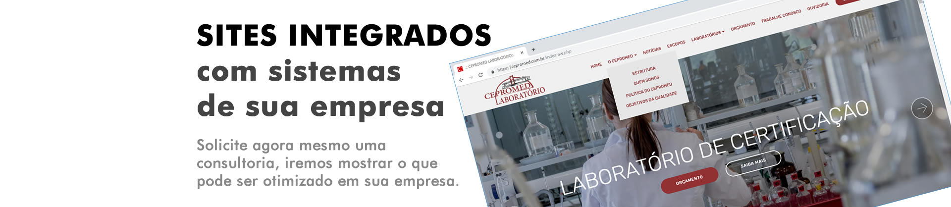 Sites Integrados
